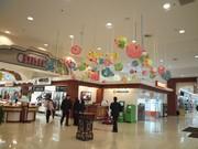 Весеннее оформление Супермаркетов и Торговых центров.