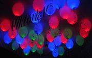 Воздушные светящиеся шарики и небесные фонарики в Харькове.