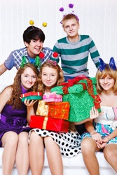 Праздники  для детей от 10 лет. Организация праздников для подростков.