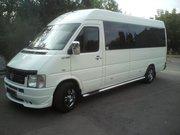 Заказ микроавтобуса на свадьбу Одесса Черноморск (Ильичевск).