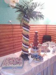 Шоколадный фонтан Луцк