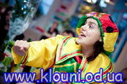 Клоуны на детский день рождения Одесса