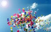 Гелиевые шары на заказ Киев