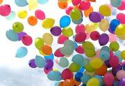 Доставка гелиевых шаров!
