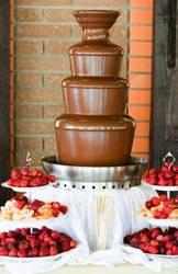 Аренда шоколадных фонтанов в Киеве.Звоните!