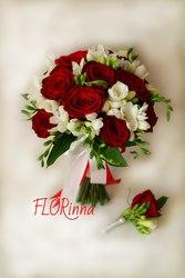 Букет невесты,  свадебная флористика Киев