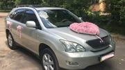 Свадебный автомобиль Lexus